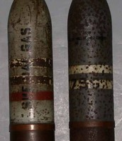 Tear Gas Shell from WWI
