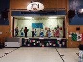 Bi-national Program at Roosevelt Elementary, Scottsbluff