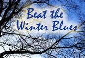 December Theme: Winter Blues