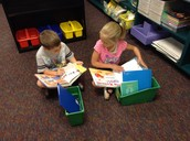 Reading to a Partner like a CHAMP!