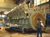 Ship Engine
