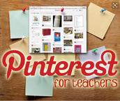 Follow Teachers on Pinterest!