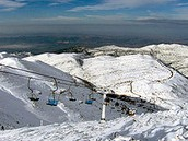 The Mt. Hermon Ski Resort