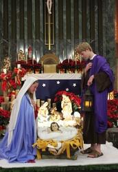 2014 Christmas Eve Mass Plans in Progress