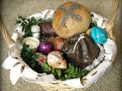 Poland  Easter basket