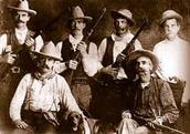 Texas Outlaws