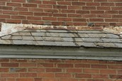 Restore the slate roof