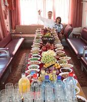 ארוחת ראש השנה