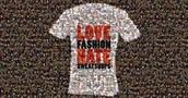 LOVE FASHION HATE SWEATSHOPS