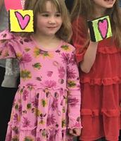 K - 6 Valentine's Day Art