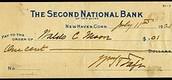Taft's Check