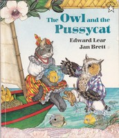 The Owl and the Pussy Cat by Edward Lear