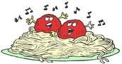 Pasta Promotion!