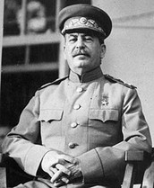 Napoleon is modeled after Joseph Stalin, leader of the Soviet Union from mid-1920s to 1953