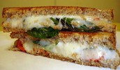 8 Cheese and Spinach Delight