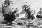 Ships during the Armada