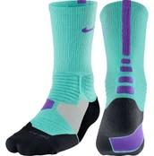 Los calcetines azul