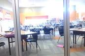 The 6th grade classroom