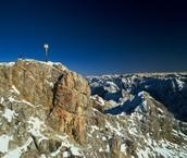 oder ersteigst Oberstdorf, Füssen, Berchtesgaden, oder Garmisch-Partenkirchen,