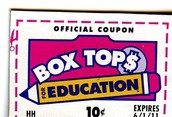 In search of ... Boxtops!