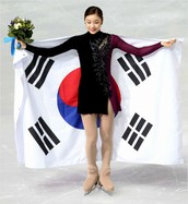 Who is Yuna Kim??