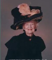 """Alvina Sellers the """"Hat Lady"""""""
