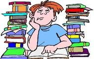 un giovane sommerso di impegni e stressato?