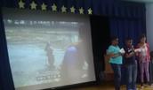 Presentation at Community Meeting