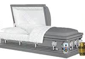 We have a full line of caskets and urns available with a wide price range to fit your budget