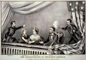 "1) ""John Wilkes Booth awoke depressed."" Page 9"