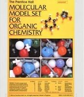 The Prentice Hall molecular model set for organic chemistry [Kit]