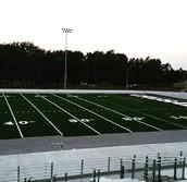 New Football Field