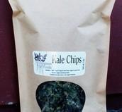 Wintergreen Foods Kale Chips - $6