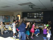 Attendance Dance Party