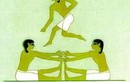 Ancient Egypt high jump