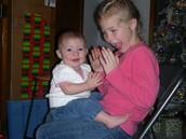 Mikayla and Rylee
