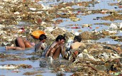 River Pollution in the Ganges