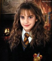 Hermione Granger: first year student