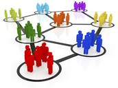 Humans Balance the Forces of Cooperation and Conflict Among Different Social Groups: