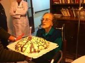 Cumpleaños de Luisa!