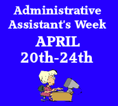 A Week to Show Our Appreciation to our Secretaries and Office Staff