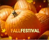 GQES Fall Festival - Oct. 28