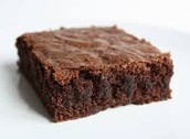 Come get your brownies today!