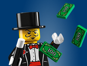 Legoland Savings