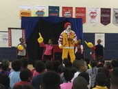 Ronald McDonald Everyday Leader Assembly