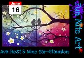 Ava Restaurant & Wine Bar-Staunton!