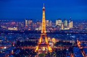 See the Eiffel Tower in Paris, France