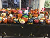Story Character Pumpkin Patch