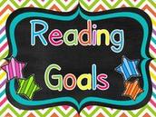 Reading Goals!