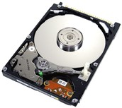 The Hard Drive (HDD/SSD)